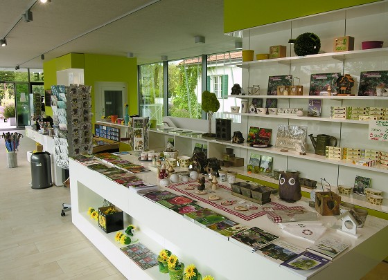 Garten shop  Shop: Munich Botanical Garden